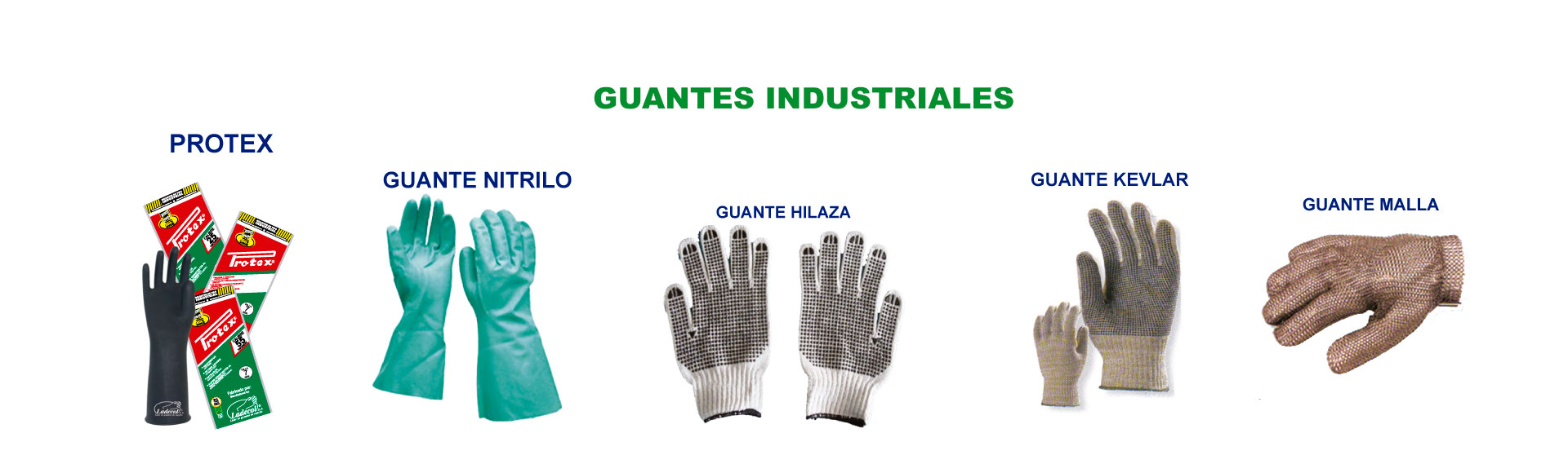 Guantes Industriales-Inecpro